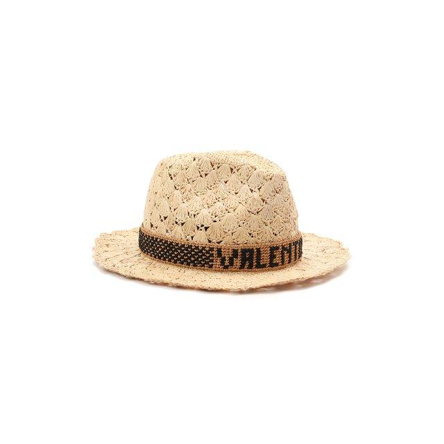 Соломенная шляпа Valentino x Borsalino Valentino