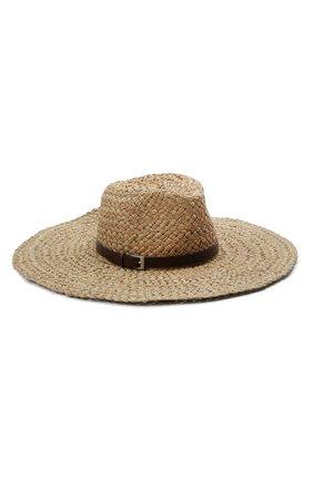 Женская шляпа INVERNI коричневого цвета, арт. 5226 CP   Фото 1