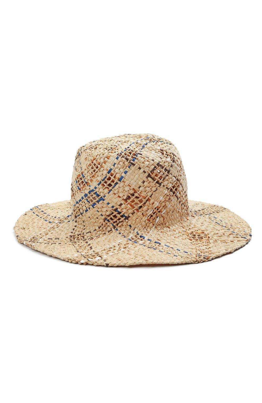 Женская шляпа INVERNI бежевого цвета, арт. 5220 CP | Фото 1