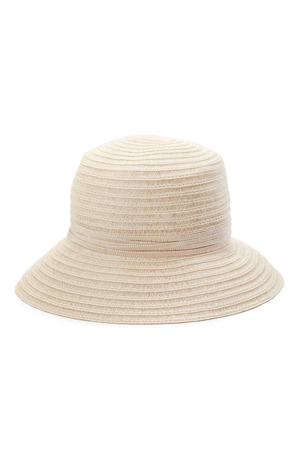 Женская шляпа INVERNI бежевого цвета, арт. 5197 CC | Фото 2