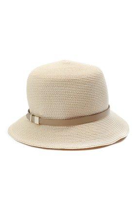 Женская шляпа INVERNI бежевого цвета, арт. 5188 CC | Фото 1