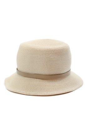 Женская шляпа INVERNI бежевого цвета, арт. 5188 CC | Фото 2