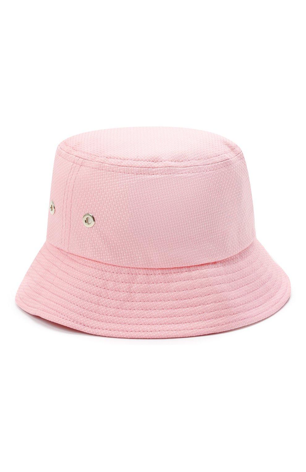 Женская хлопковая панама INVERNI розового цвета, арт. 5171 CT | Фото 2