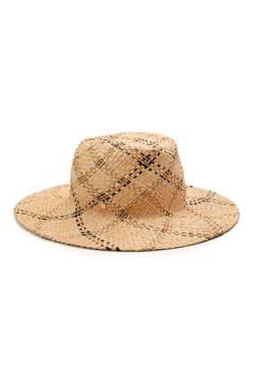 Женская шляпа INVERNI светло-бежевого цвета, арт. 5220 CP   Фото 1