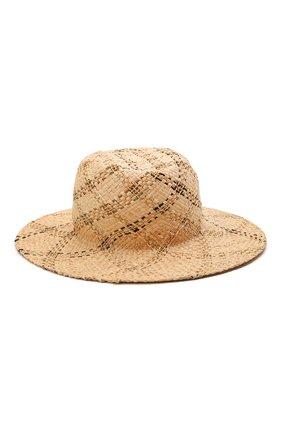 Женская шляпа INVERNI светло-бежевого цвета, арт. 5220 CP   Фото 2