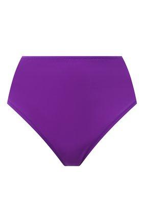 Женский плавки-бикини DSQUARED2 фиолетового цвета, арт. D6B282850 | Фото 1