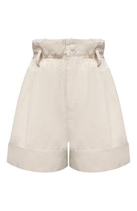 Женские шорты MONCLER кремвого цвета, арт. G1-093-2A747-00-57455 | Фото 1