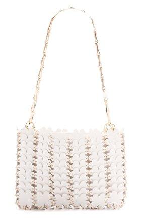 Женская сумка clover PACO RABANNE белого цвета, арт. 20ASS0199PLX045 | Фото 1