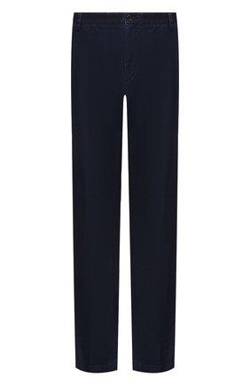 Мужские джинсы PAUL&SHARK темно-синего цвета, арт. 21414202R/FIW/62-64   Фото 1