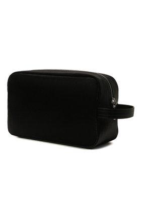 Мужской несессер DOLCE & GABBANA черного цвета, арт. BT0988/A0243 | Фото 2 (Материал: Текстиль, Экокожа)