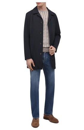 Мужские джинсы JACOB COHEN синего цвета, арт. J620 LIMITED C0MF 08792-W2/55 | Фото 2