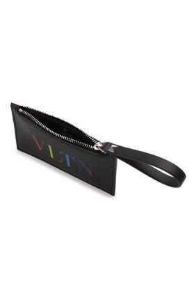 Мужской кожаный кошелек для монет valentino garavani VALENTINO разноцветного цвета, арт. VY2P0540/EER | Фото 3