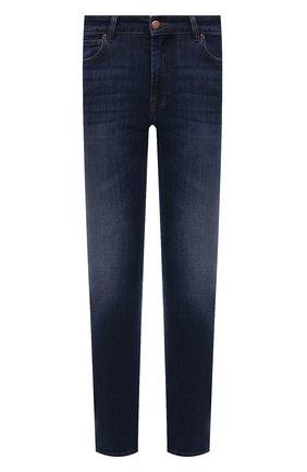Мужские джинсы DON THE FULLER темно-синего цвета, арт. DHS1/BRIST0L/DTF/G0SS791 | Фото 1