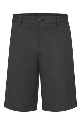 Мужские хлопковые шорты DIOR черного цвета, арт. 033C128A3866C900 | Фото 1