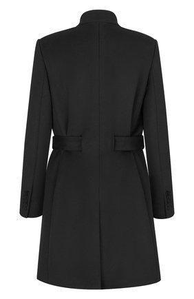 Мужской пальто из шерсти и кашемира DIOR черного цвета, арт. 183C354A3183C900 | Фото 2