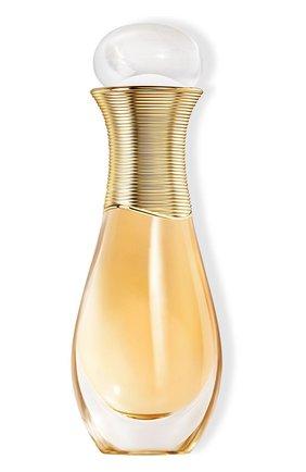 Парфюмерная вода j'adore eau de parfum с роликовым аппликатором DIOR бесцветного цвета, арт. C099600173 | Фото 1