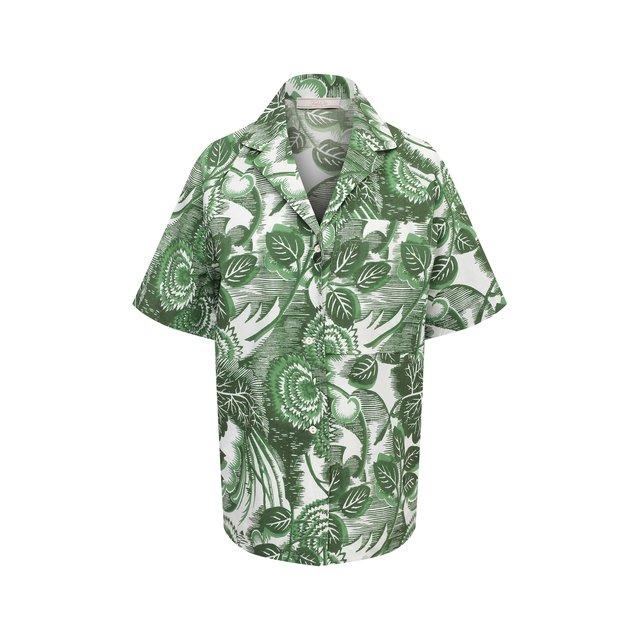 Хлопковая рубашка Tak.Ori