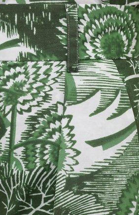Женские хлопковые шорты TAK.ORI разноцветного цвета, арт. PTT82031C0100SS21 | Фото 5