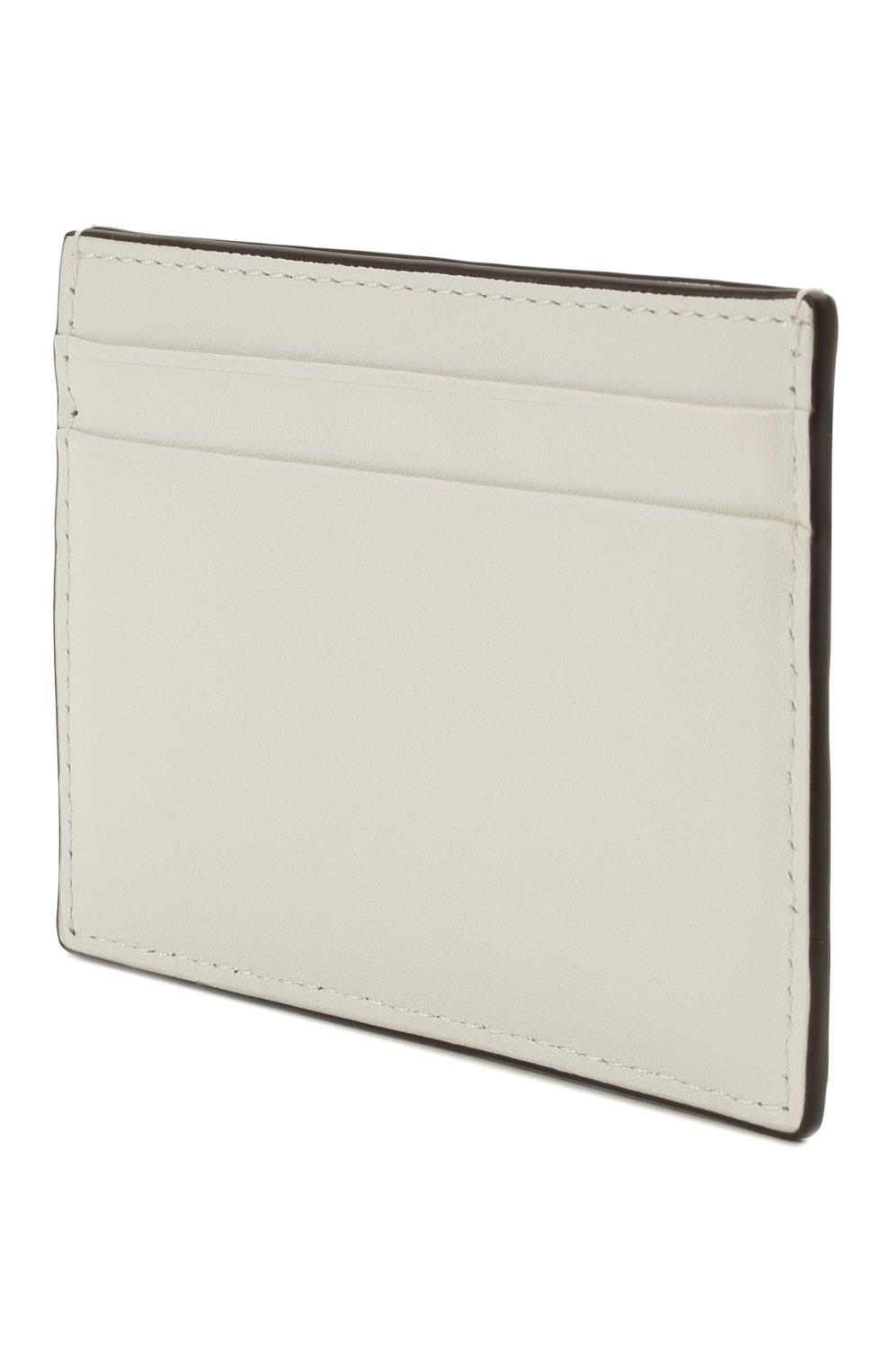 Женский кожаный футляр для кредитный карт POLO RALPH LAUREN белого цвета, арт. 427828896 | Фото 2