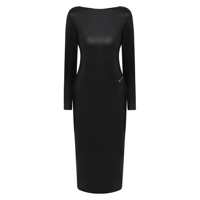 Платье из экокожи Tom Ford