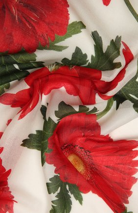 Женский шарф DOLCE & GABBANA разноцветного цвета, арт. FS184A/G3SD5 | Фото 2