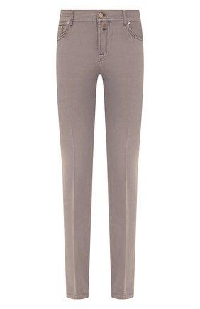 Мужские брюки KITON бежевого цвета, арт. UPNJSJ07T45 | Фото 1