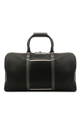 Мужская дорожная сумка stepan SERAPIAN черного цвета, арт. SRSTPMTR280650E | Фото 1