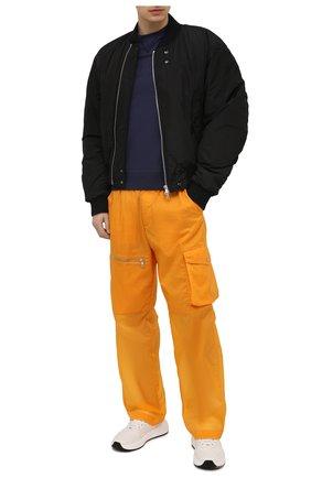 Мужской хлопковый свитшот JACOB COHEN темно-синего цвета, арт. J4107 02411-L/55 | Фото 2