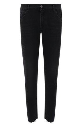 Мужские джинсы DOLCE & GABBANA серого цвета, арт. GYJCCD/G8DL2 | Фото 1