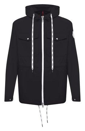 Мужская куртка carion MONCLER черного цвета, арт. G1-091-1B738-00-54A91 | Фото 1
