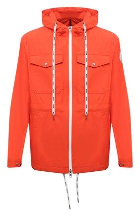 Мужская куртка carion MONCLER оранжевого цвета, арт. G1-091-1B738-00-54A91 | Фото 1