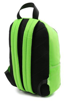 Детская рюкзак DIESEL зеленого цвета, арт. BX0026-P3329 | Фото 2