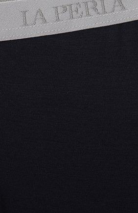Детские трусы-боксеры LA PERLA темно-синего цвета, арт. 70168/8A-14A | Фото 3