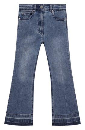 Детские джинсы STELLA MCCARTNEY синего цвета, арт. 602746/SQK97 | Фото 1