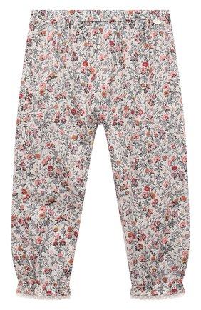 Детские хлопковые брюки TARTINE ET CHOCOLAT разноцветного цвета, арт. TS22041/2A-3A | Фото 1