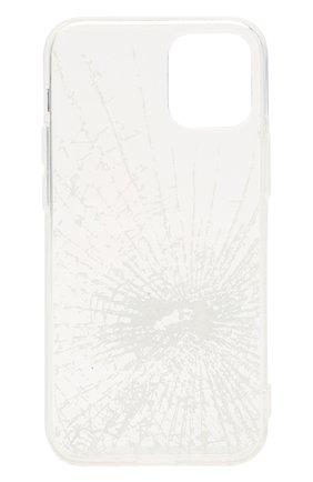 Чехол для iphone 12 mini MISHRABOO прозрачного цвета, арт. Broken 12 mini | Фото 2