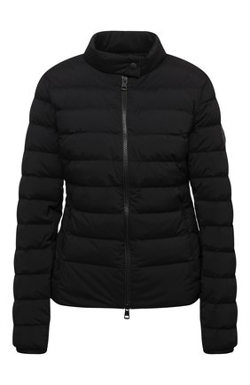 Женская пуховая куртка kaitos MONCLER черного цвета, арт. G1-093-1A54N-40-53132 | Фото 1
