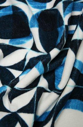Мужские хлопковое полотенце DOLCE & GABBANA синего цвета, арт. M0A03T/HI7GM | Фото 2