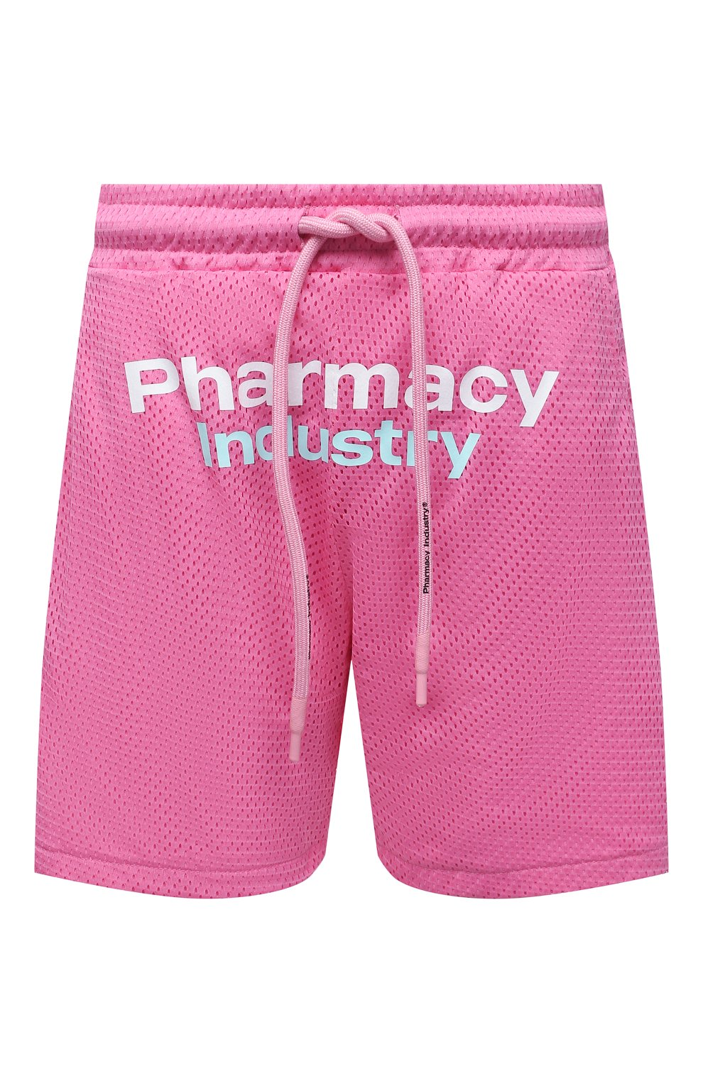 Мужские шорты PHARMACY INDUSTRY розового цвета, арт. PHM230 | Фото 1