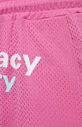 Мужские шорты PHARMACY INDUSTRY розового цвета, арт. PHM230 | Фото 5