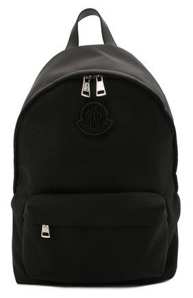 Мужской текстильный рюкзак pierrick MONCLER черного цвета, арт. G1-09A-5A704-00-02STA | Фото 1