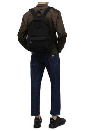 Мужской текстильный рюкзак pierrick MONCLER черного цвета, арт. G1-09A-5A704-00-02STA | Фото 2