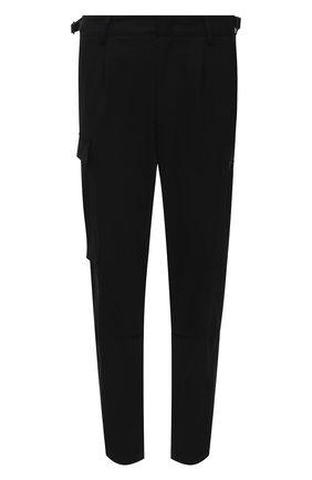 Мужские джоггеры MONCLER черного цвета, арт. G1-091-2A758-00-549JB | Фото 1