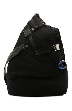 Мужской текстильный рюкзак thunder MONCLER черного цвета, арт. G1-09A-5A707-00-02SSX | Фото 1 (Материал: Текстиль)