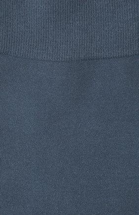 Женские носки FALKE тёмно-голубого цвета, арт. 47673 | Фото 2