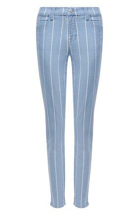 Женские джинсы J BRAND голубого цвета, арт. JB002915 | Фото 1