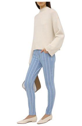 Женские джинсы J BRAND голубого цвета, арт. JB002915 | Фото 2