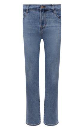 Женские джинсы J BRAND синего цвета, арт. JB003287 | Фото 1