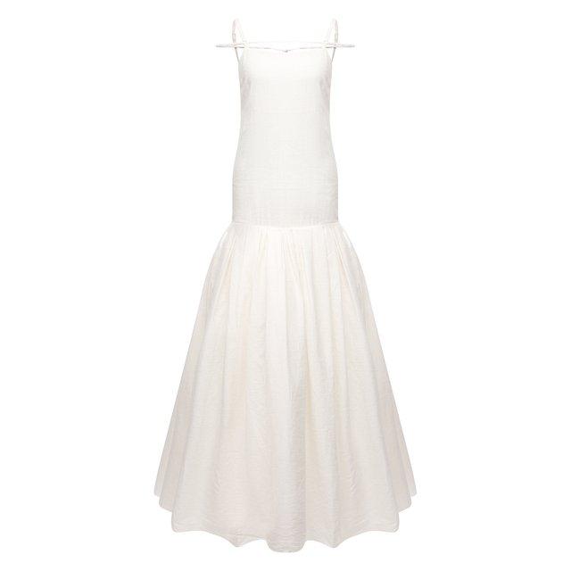 Льняное платье Jacquemus