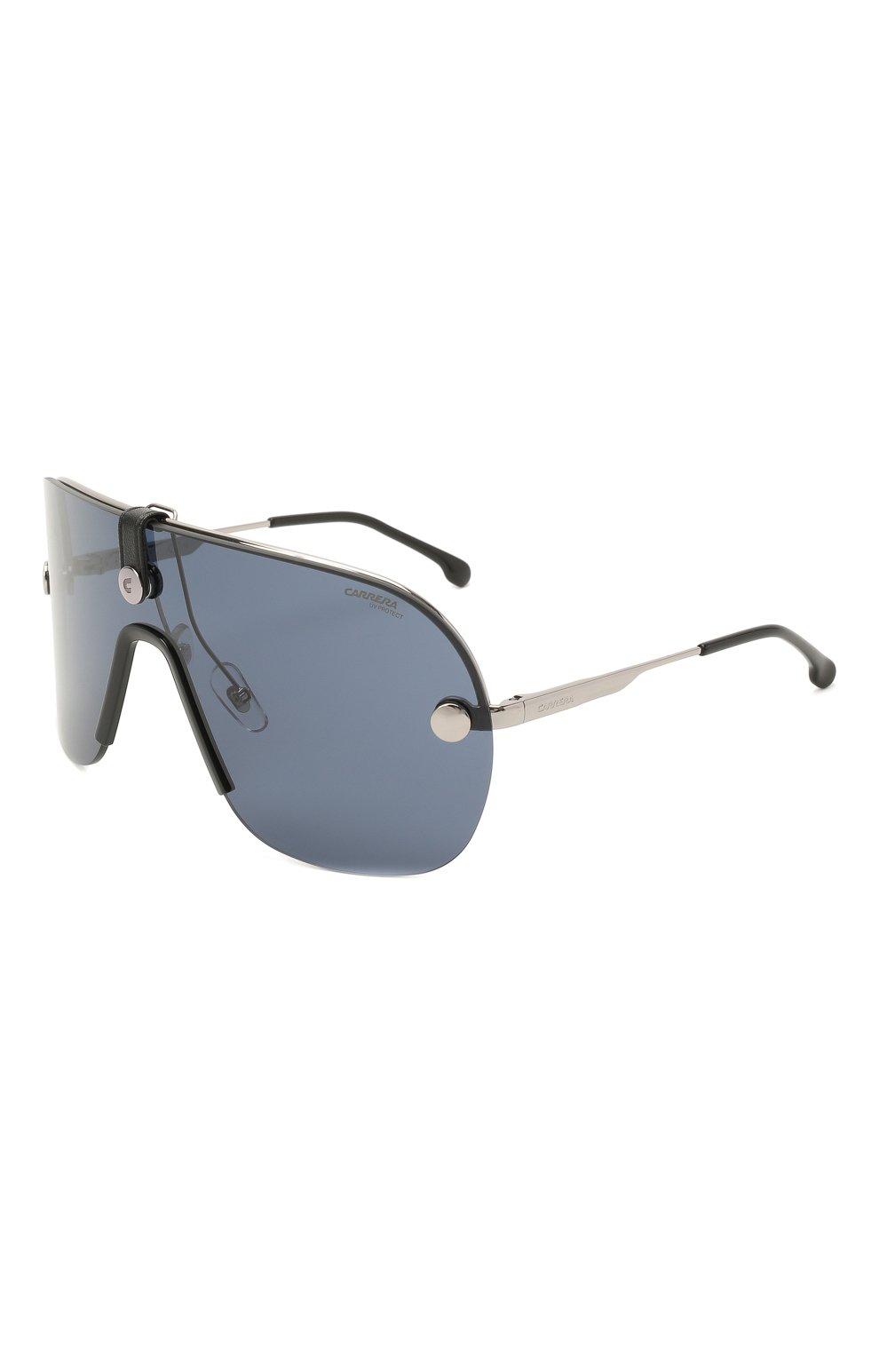Женские солнцезащитные очки CARRERA черного цвета, арт. CA EPICA II 6LB | Фото 1